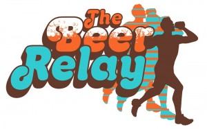 The Beer Relay logo